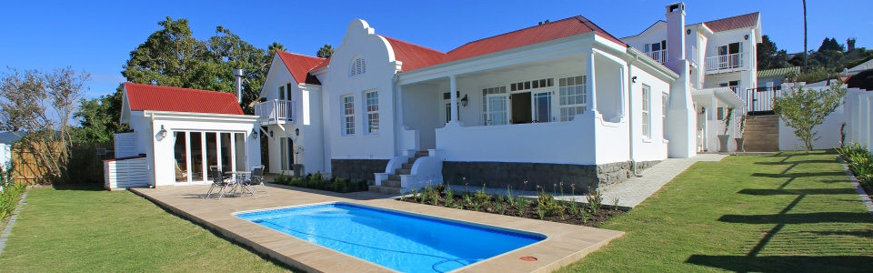 Westhill Luxury Guest House, Knysna.